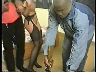 Pretty Wife Blackmailed By Masked Gang After Giving Oral To Husband cuckold