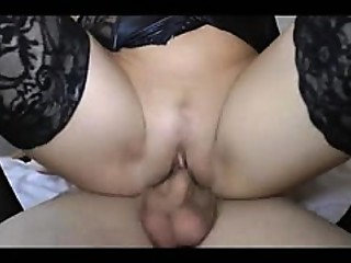 Cuckolding Cougar Wife Fucking a Younger Man