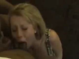 White cheating milf with 2 BBC in hotel hubby films