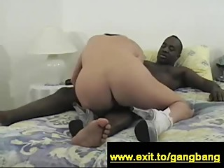 Big Black Cock for Swinger mom Dee