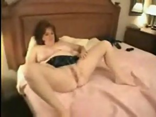 SlutWife fucks bbc & cuckhub cleans up
